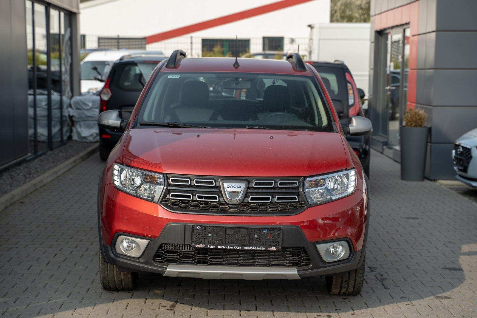 Dacia Sandero II Stepway LPG TCe 100 NAV*CAM*'UVM