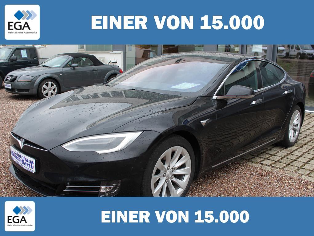 Tesla Model S 100 D *AP2.5 *Leder *LED *Luftfahrwerk *