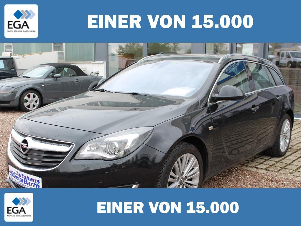 Opel Insignia * Allrad * Automatik * Leder * Pano * Bi-Xenon *