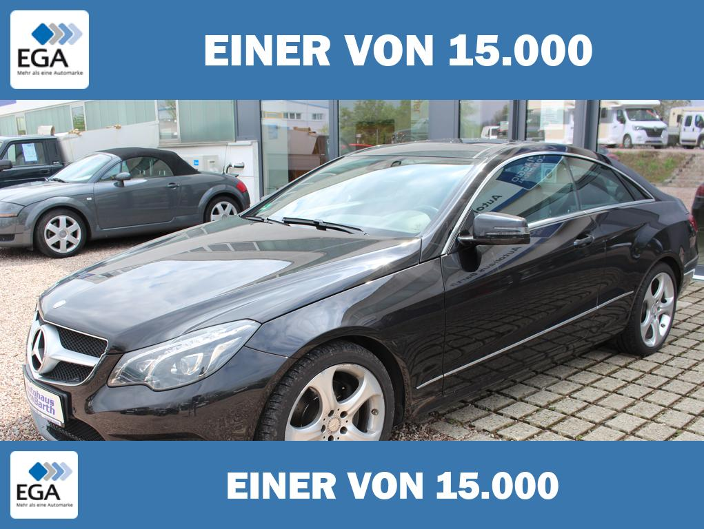 Mercedes-Benz E 350 *LED *Navigation *Pano-Dach *SHZ *Automatik *