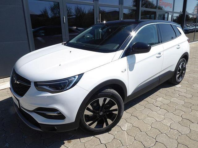 Opel Grandland X 1.6 Ultimate Automatik, PDC, SHZ,...