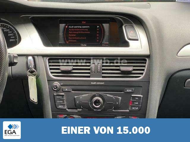 Audi A4 AUDI A4 1.8 TFSI Ambiente Alu 17Z Xenon Klimaaut