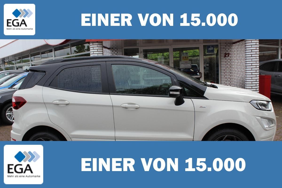 Ford EcoSport 1,0 140PS ST Line / Sync 3 + Winter + FGS 5.Jahr
