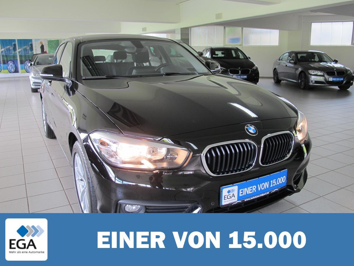 BMW 116I, Advantage,Navi.,PDC v+h,Bluetooth,Sitzh.,Klimaaut.