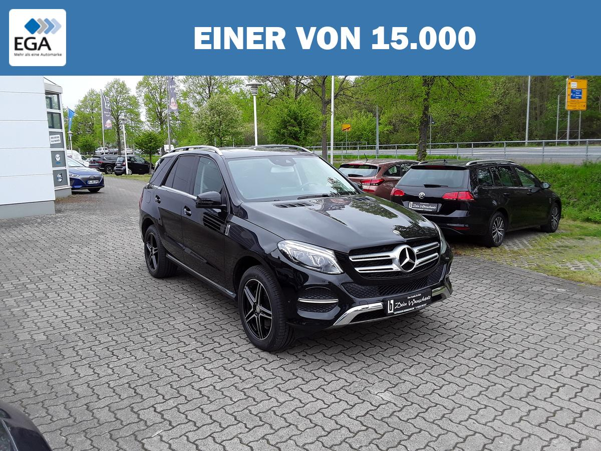 Mercedes-Benz GLE 350 d 4Matic 9G-Tronic Schiebedach+Leder+Parktronic+Navi