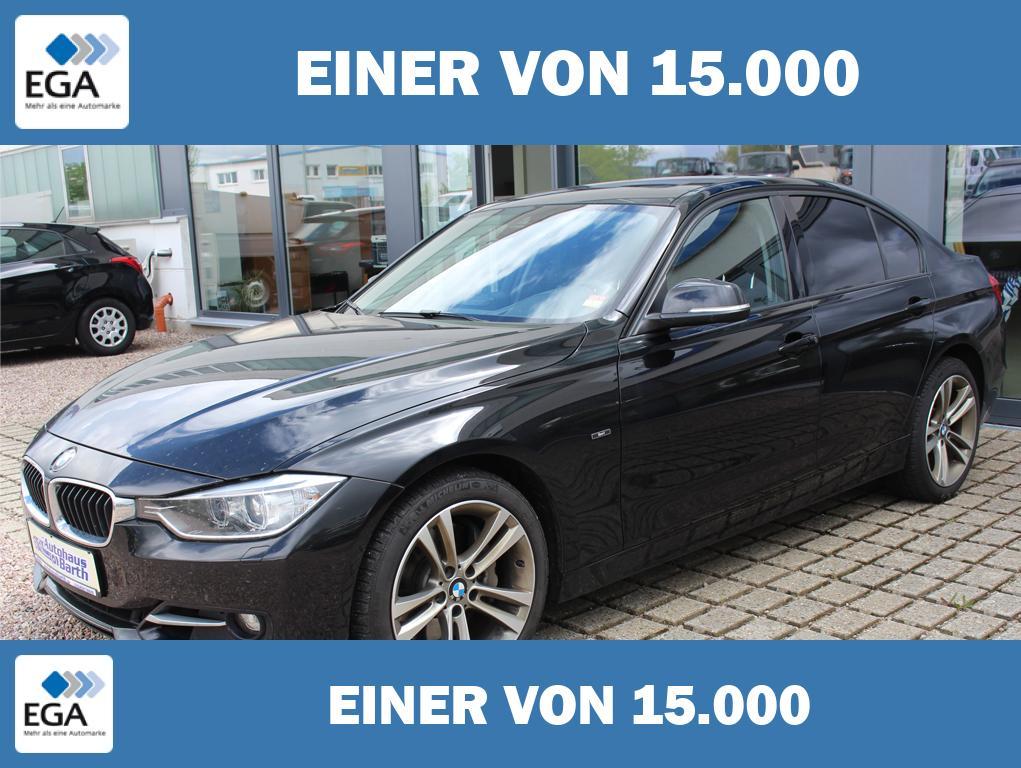 BMW 335i *Allrad *Navigation *Xenon *Glasdach *HUD *