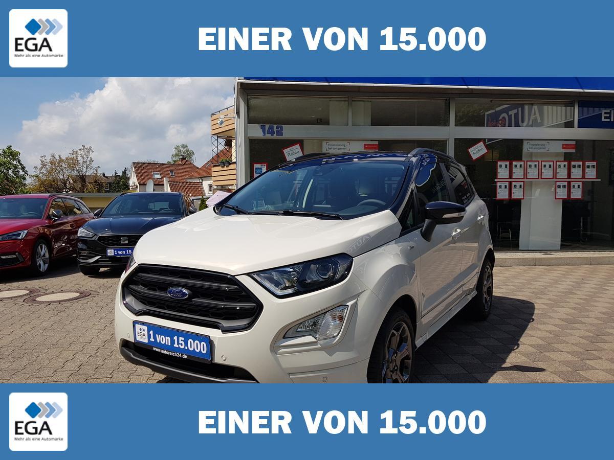 Ford EcoSport 1,0 140PS ST Line Winterp. 5J. Garantie