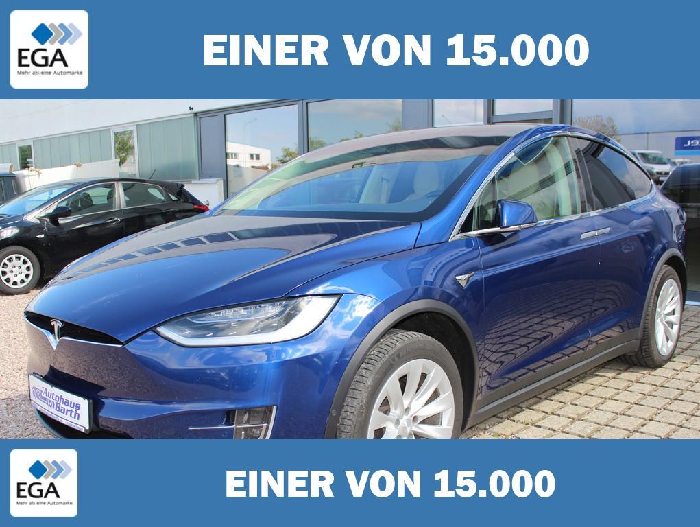 Tesla Model X 90 D *SC FREE *AP2.0 *6 Sitze *Kaltwetter Paket *
