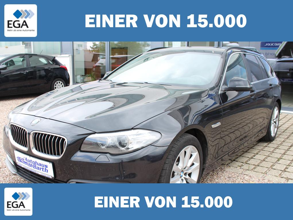 BMW 520* Allrad * Leder * Automatik * Navigation *