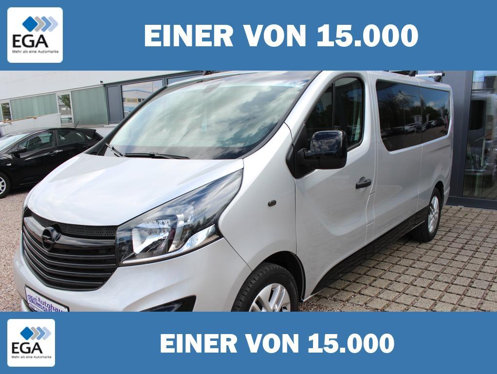 Opel Vivaro * L2H1 * Klimaanlage * Navi * 8 Sitze * AHZV *