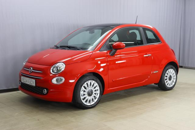 Fiat 500 Lounge UVP 20.690,- 1.0 GSE N3 BSG Hybrid...