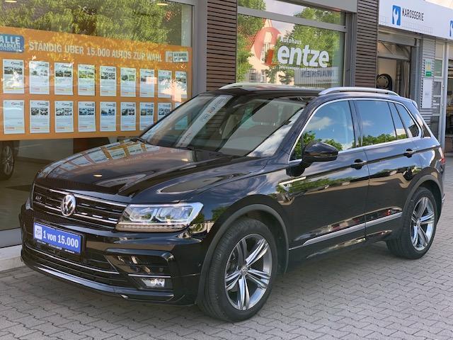 Volkswagen Tiguan 1.5 TSI DSG ACC/ R-Line/LED/open easy