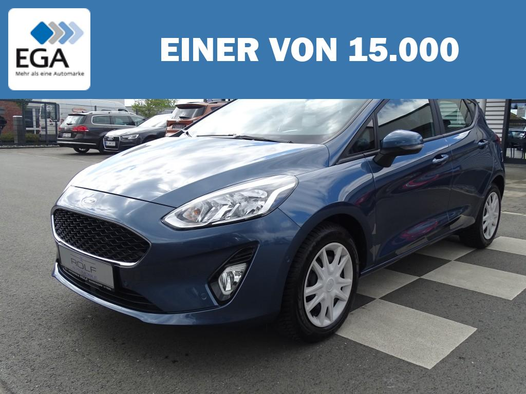 Ford Fiesta  1.1   Cool & Connect   Navi   Tempomat   PDC