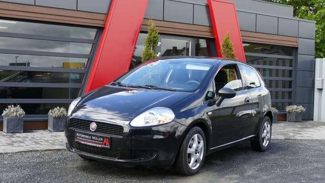 Fiat Grande Punto 1.2 8V Comfort Scheckh Klima RCD SR WR