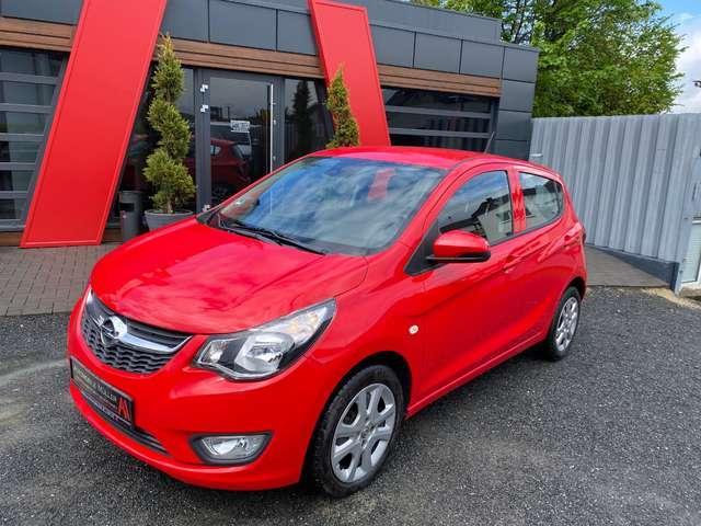 Opel Karl Edition Audio Isofix Euro6 Scheckh Klima 1.Hd.