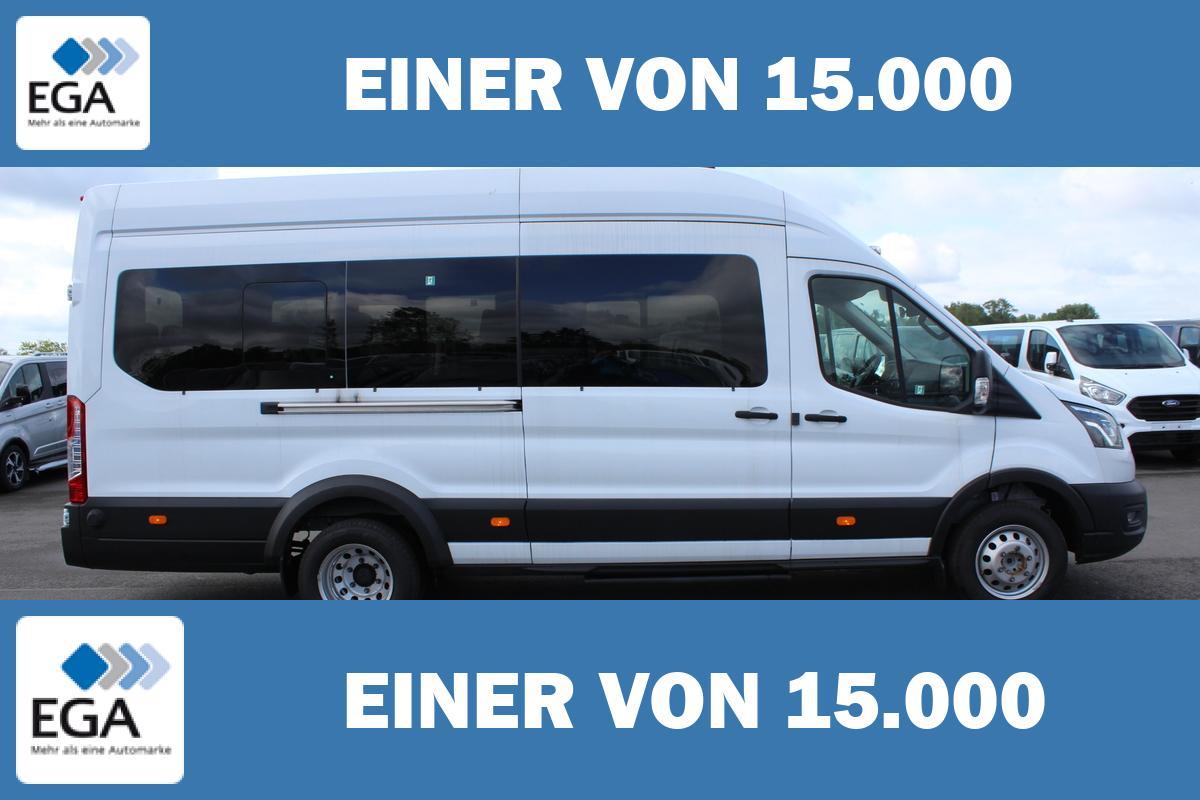 Ford Transit 2,0 EcoBlue 170PS 460 L4 RWD Trend - Xenon + Standhz