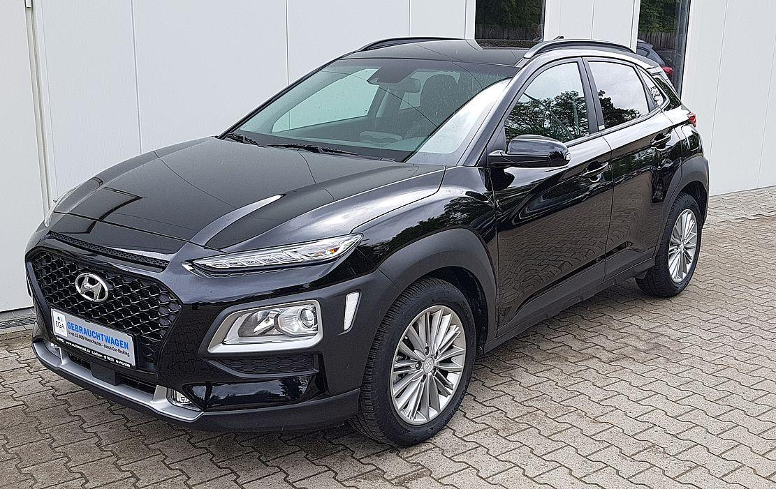 Hyundai Kona Trend 1.6 Turbo DCT 2WD Klima*Navi*Sitz&Lenkhzg