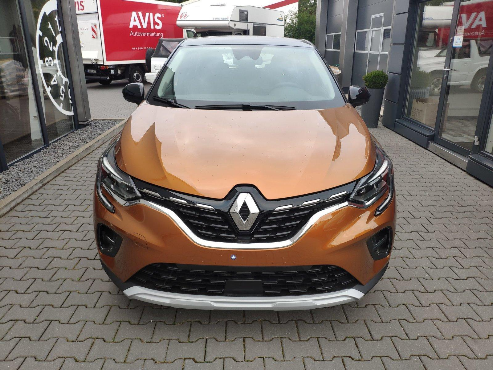 Renault Captur II Intens Automatik NAVI*LED*SHZ*Kamera