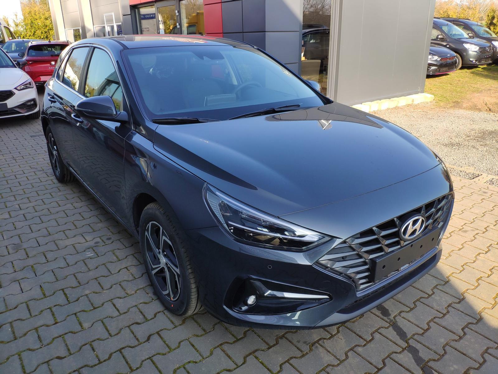 Hyundai i30 n. Modell! 120 PS Led*Shzg*App-Connect uvm!