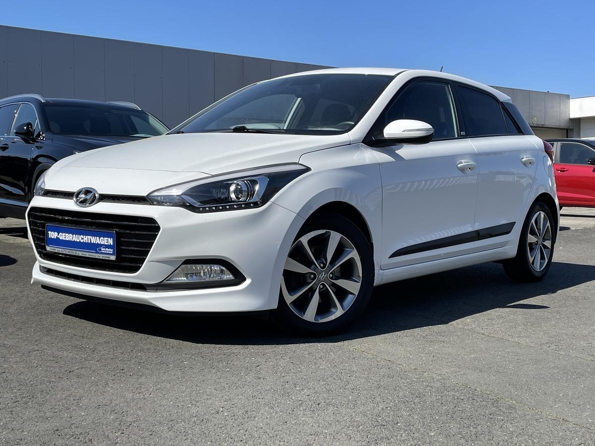 Hyundai i20 1.0 Passion Plus