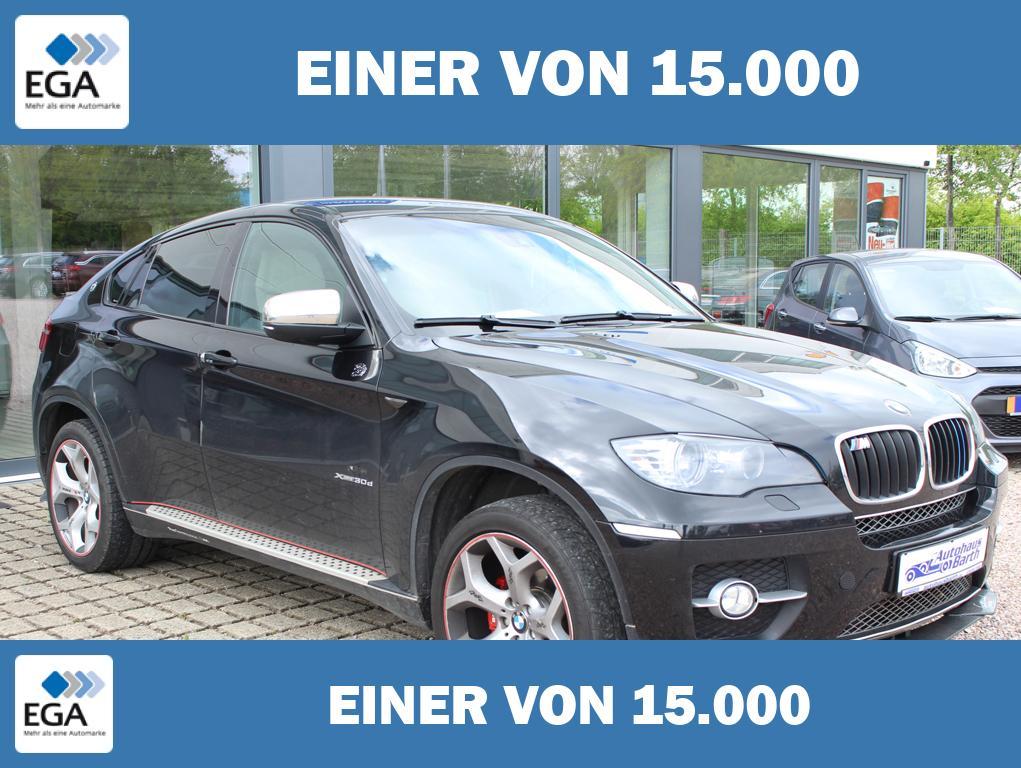 BMW X6*xDrive * Automatik *Standheizung *Leder *Navi *
