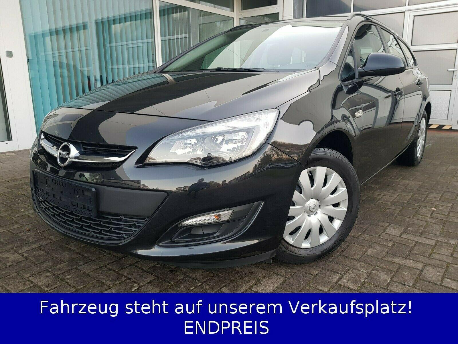 Opel Astra 1,6 Sports Tourer Selection Unfallfrei EU6