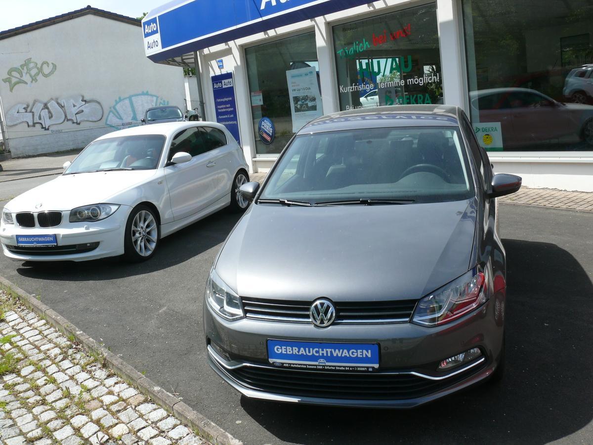 Volkswagen Polo 1.0 Comfortline, wenig km, sehr gepflegt