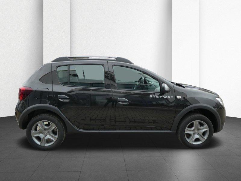 Dacia Sandero Stepway TCe 100 Prestige Klima Navi PDC