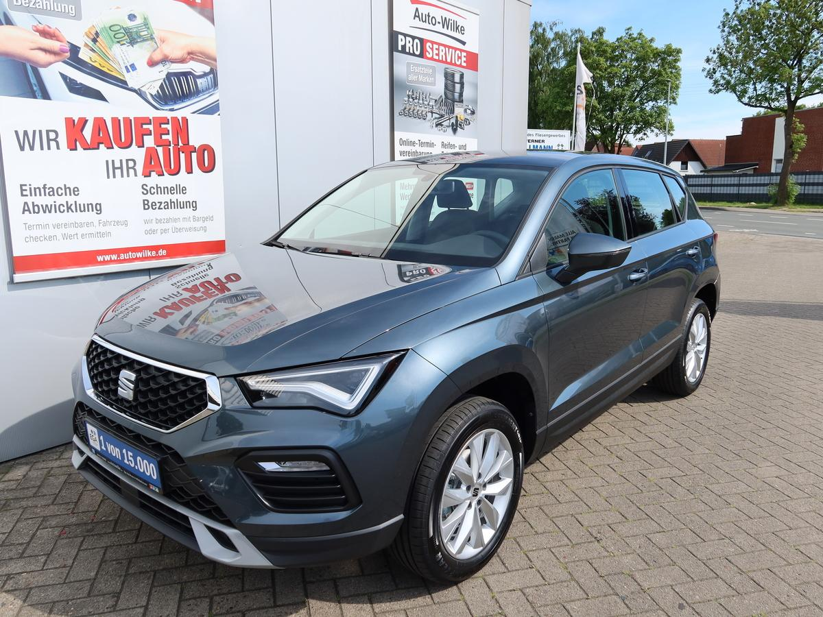 Seat Ateca 1.5 TSI ACT Style *NAV*BTH*CONNECT*PDC*