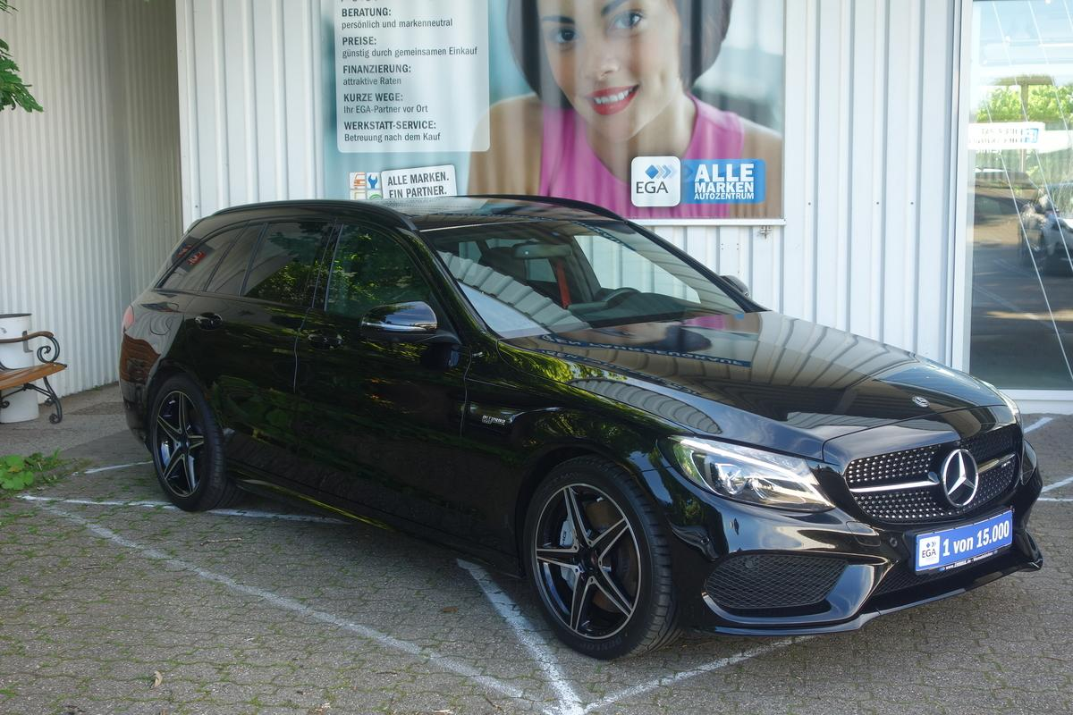 Mercedes-Benz C 43 AMG VOLL*PANORAMADACH*360°CAM*LED*AMG PERFORM*STANDHZG*