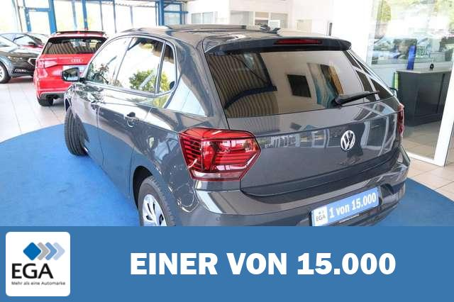 Volkswagen Polo VI Comfortline DSG SHZG PDC vo+hi ACC