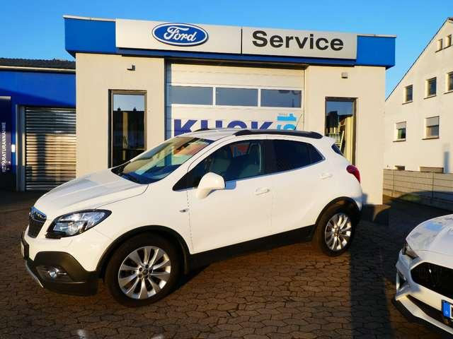 Opel Mokka Innovation Diesel mit Euro 6 Abgasnorm
