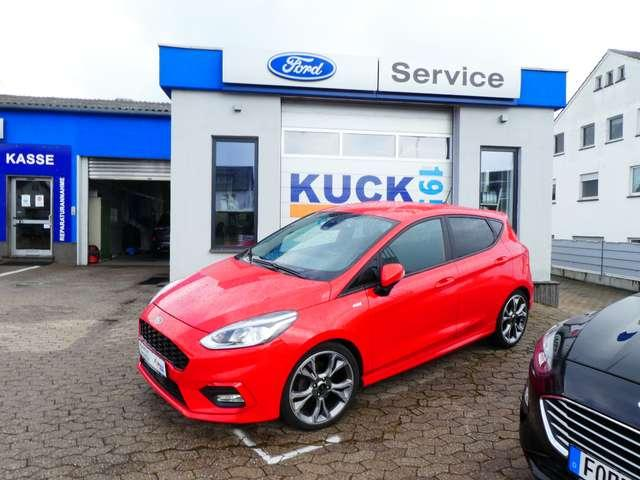 Ford Fiesta ST-Line  140 PS