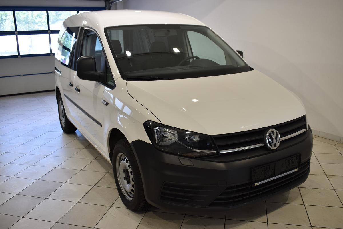 Volkswagen Caddy 2.0TDI Kasten Klima FSE SHZ PDC
