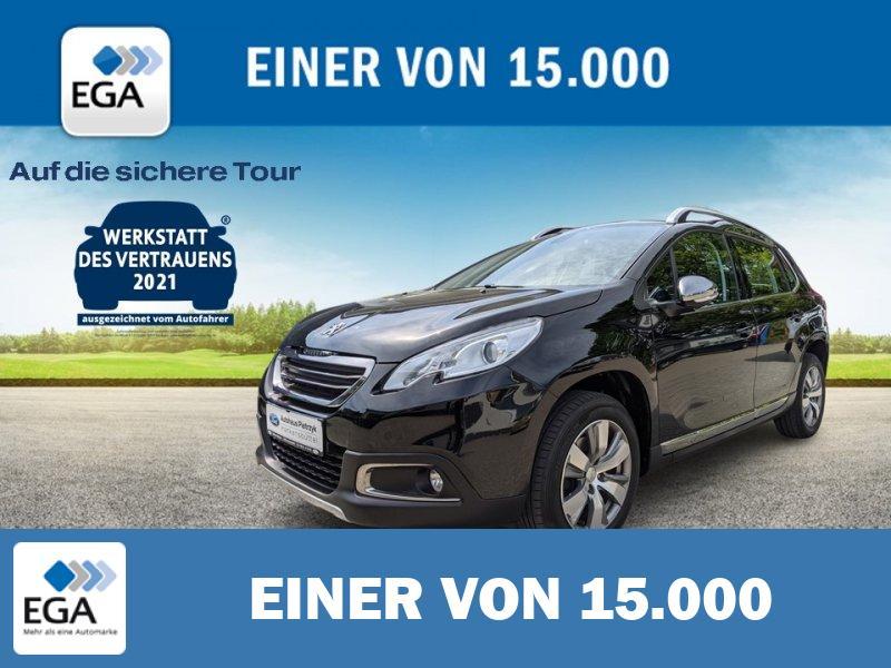 Peugeot 2008 1.6 BlueHDi FAP 120 EU6 Allure Stop&Start