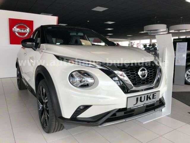 Nissan Juke N-Design AT