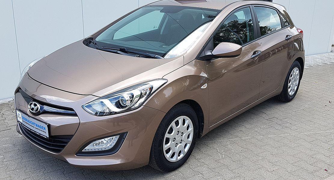 Hyundai i30 1.4 i 5-trg. Klima*ESP*Funk-ZV