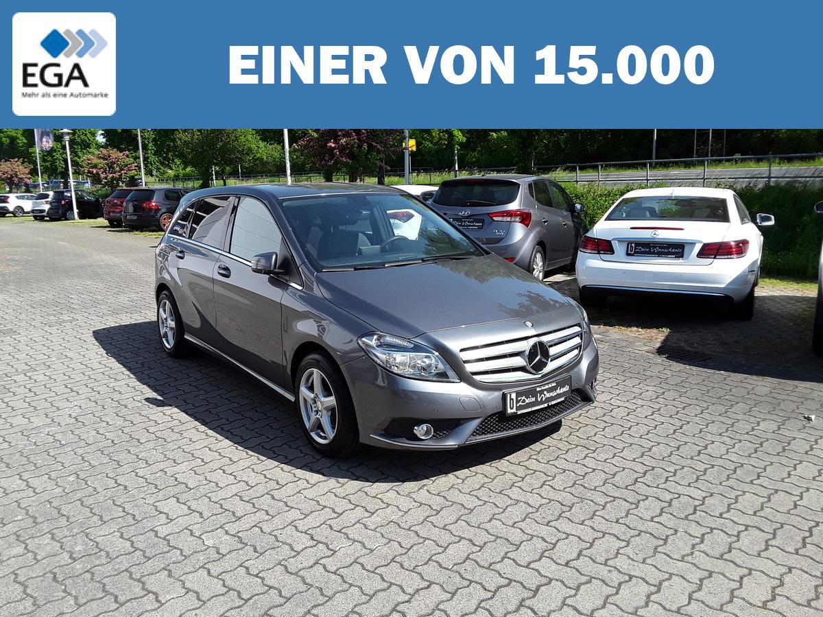 Mercedes-Benz B 180 Mercedes B180 Automatik Navi+ Leder + AHK + PDC