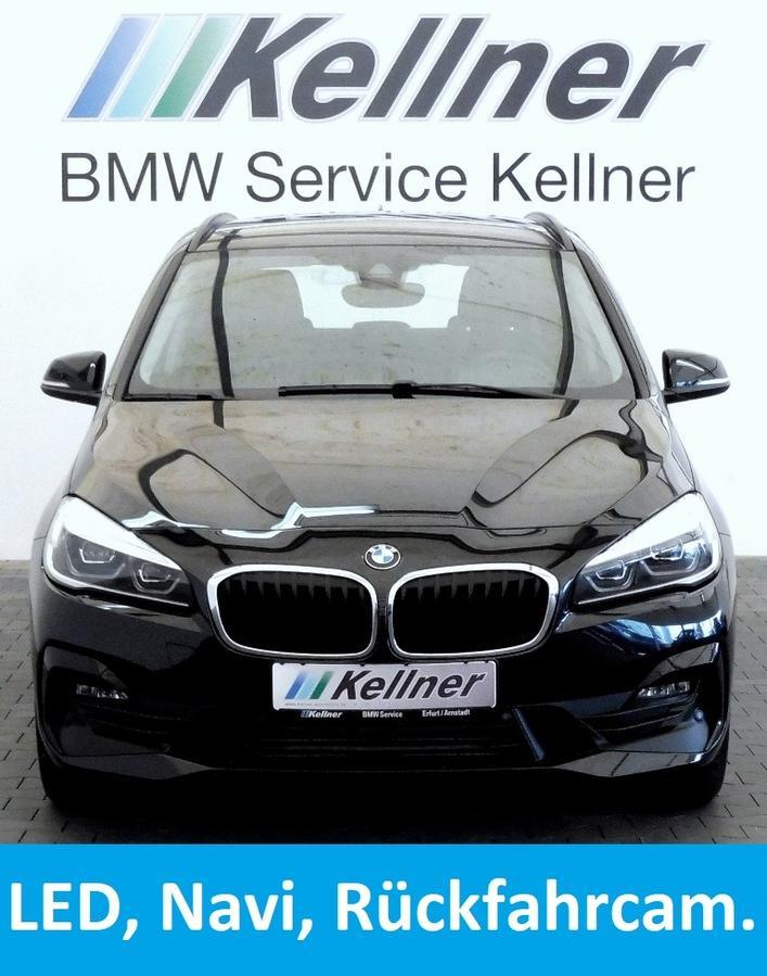 BMW 218 Active Tourerd Navi, LED-SW, Rückfahrkamera