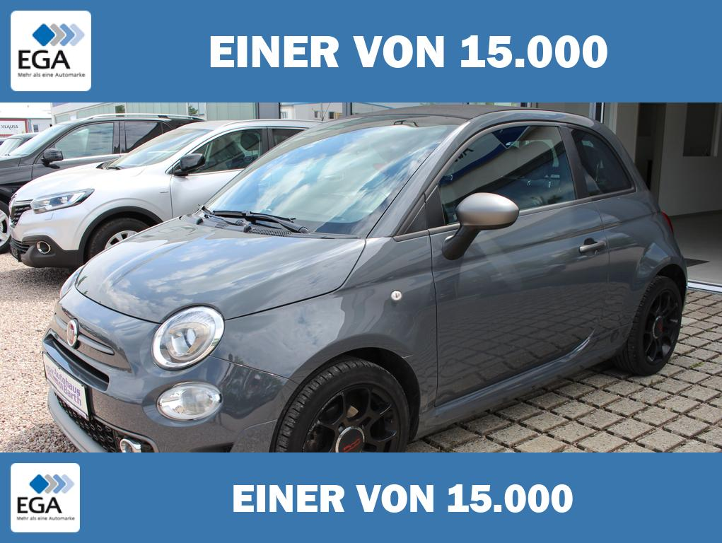 Fiat 500C * Navi * Klimaanlage * Faltdach * Bluetooth *