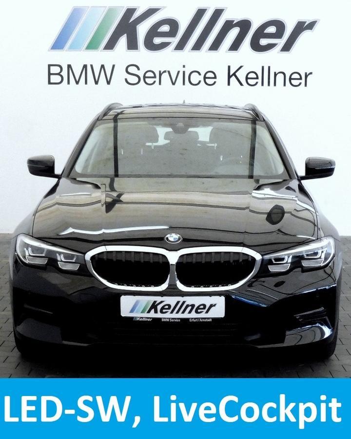 BMW 320 d  Aut. Adv. LiveCockpitProf. Tempomat