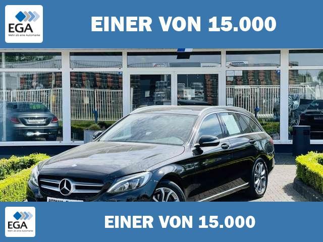 Mercedes-Benz C 220 T BT, AVANTG. Autom., RFK, AHK sch, LED, Navi, PTS