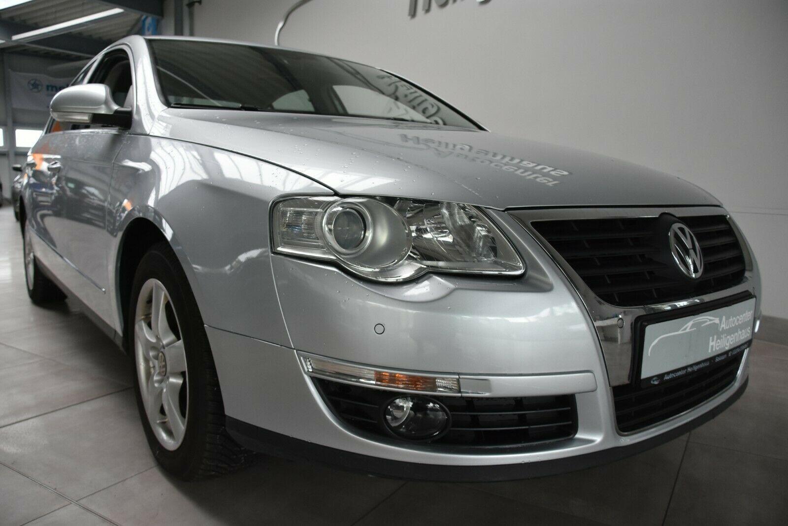 Volkswagen Passat 2.0 TDI Lim. Navi Klimaautom Tempomat PDC