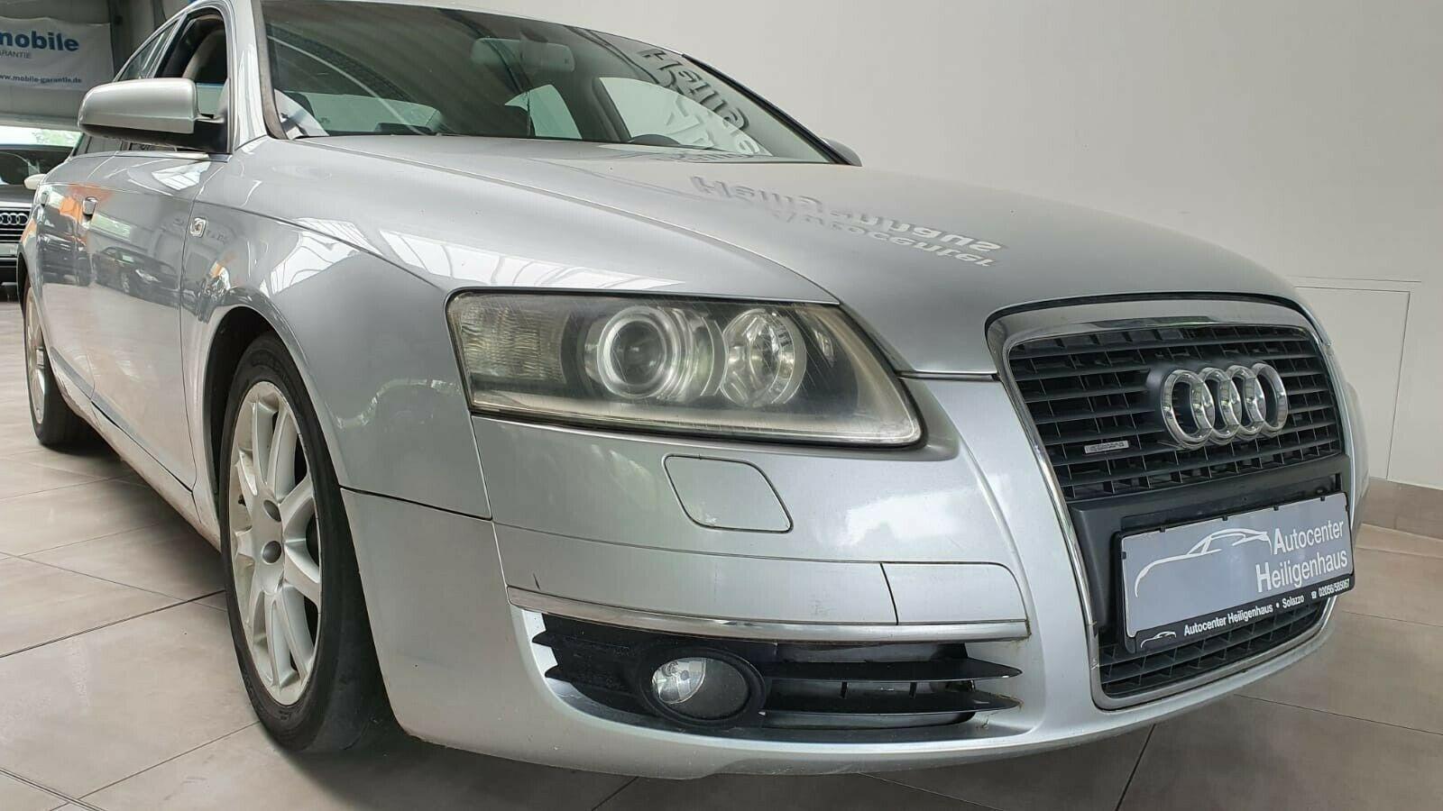AUDI A6 3.0 TDI V6 Lim quattro Klima Navi Xenon PDC