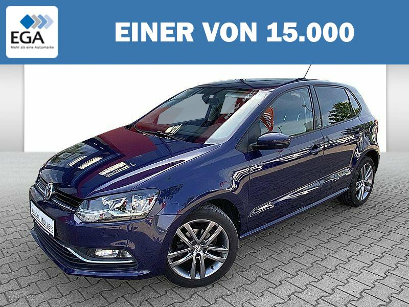 VW Polo V 1.2 Allstar BMT/Start-Stopp