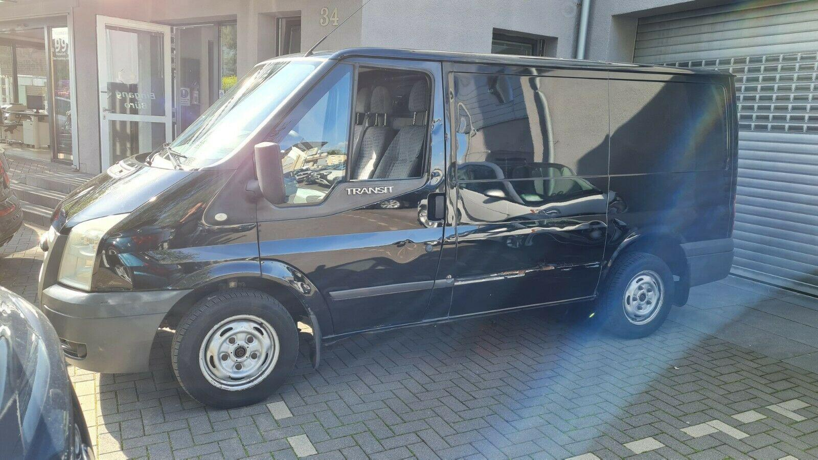 FORD Transit Kasten FT 260 K LKW 3-Sitzer AHK