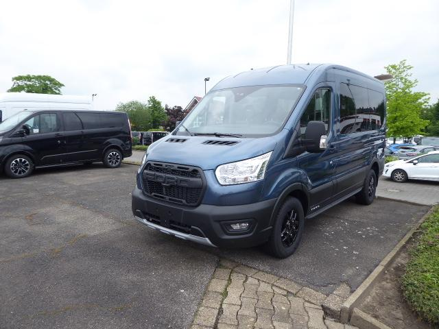 Ford Transit TRAIL MHEV 350 L2 H2 9-Sitzer Standheizung / ACC