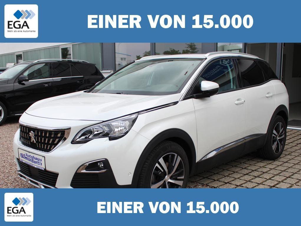 Peugeot 3008 * Automatik * Navigation * AHZV * SHZ *