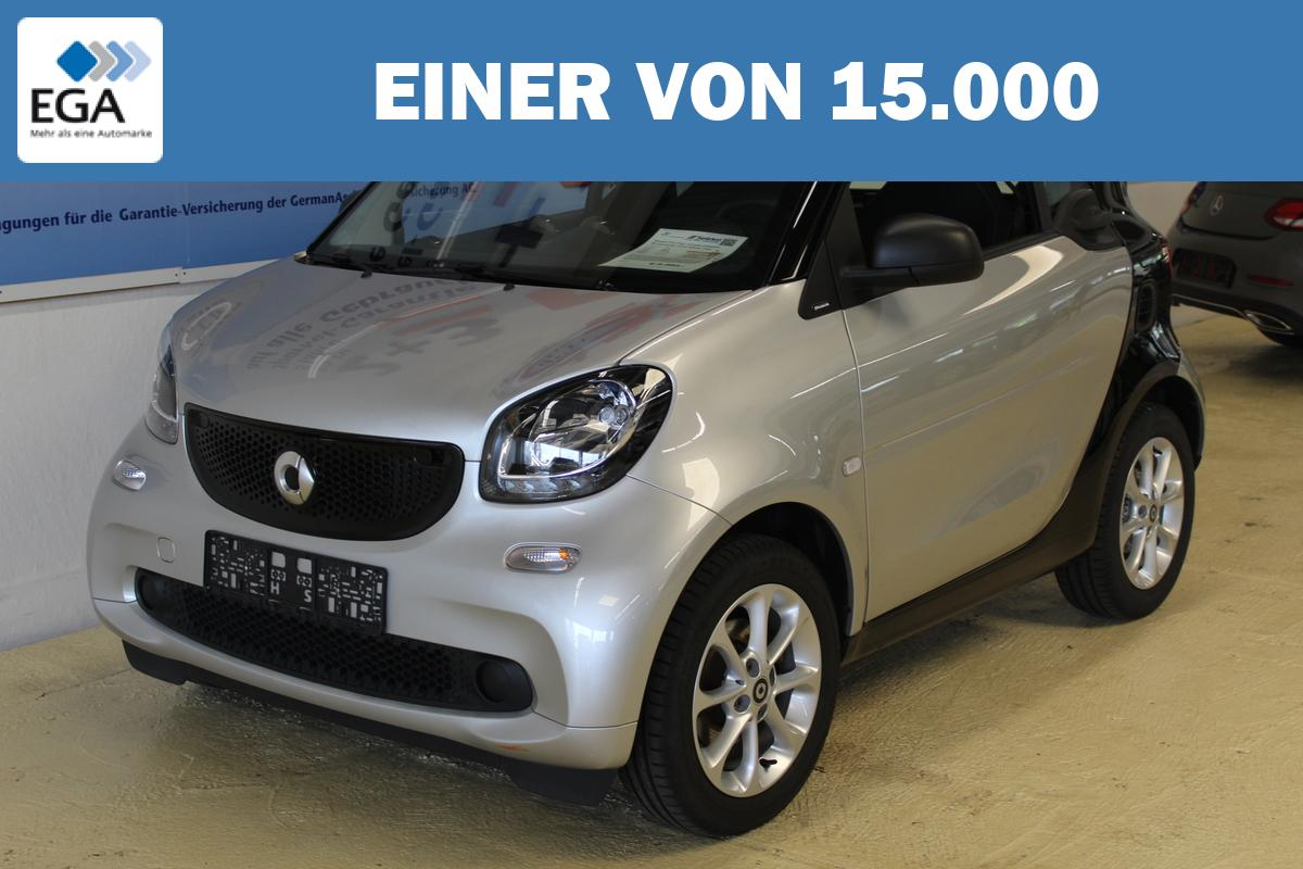 Smart ForTwo coupe passion Bodypanel Cool Silver met.