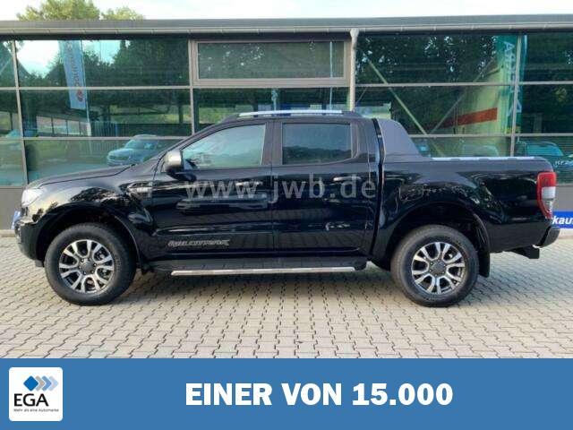 Ford Ranger Wildtrak 2,0 Xenon Rollo Np57t 10Gang 32% Offro